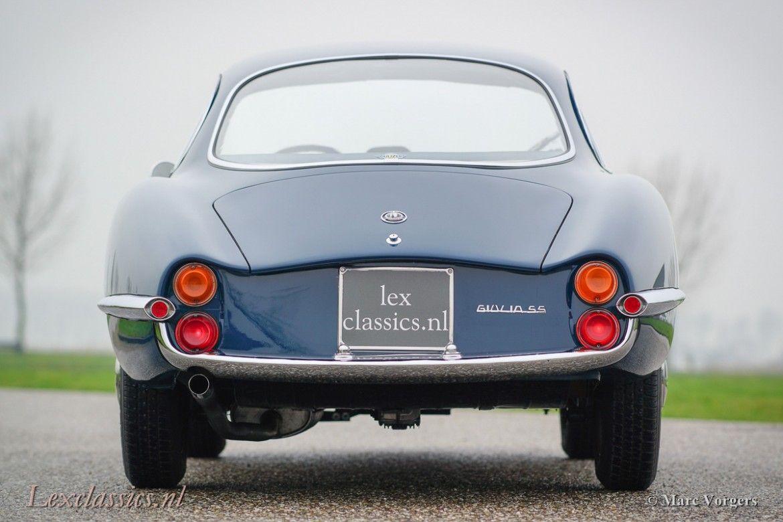 Alfa Romeo Giullia SS 1964