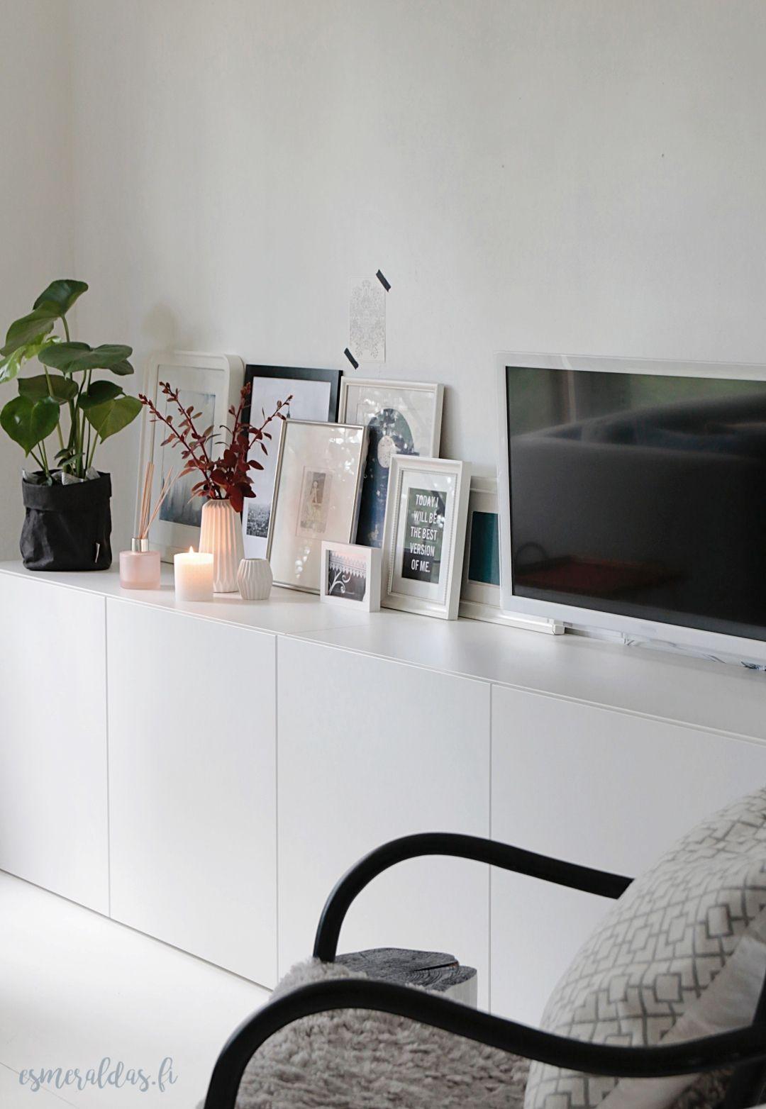 Olohuoneen Uudet Kuviot Ikea Best Esmeralda S Ob Vac Pokoj  # Besta Meuble Tv