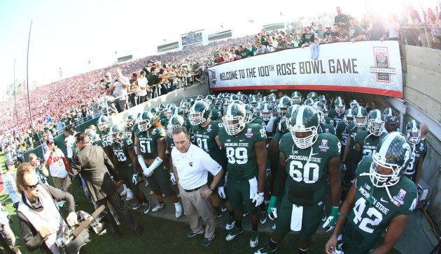 Michigan State Official Athletic Site Football Michigan State Spartans Football Michigan State Msu Spartans Football