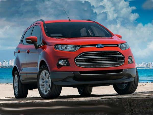 Ford India Ready To Launch Ford Ecosport In 10 Variants Specs List Ford Ecosport Ford Suv