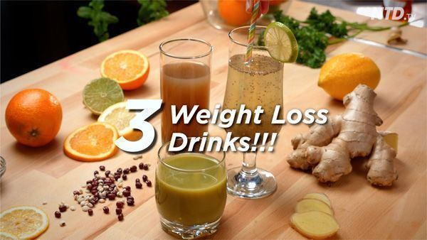 Blended fruits for weight loss