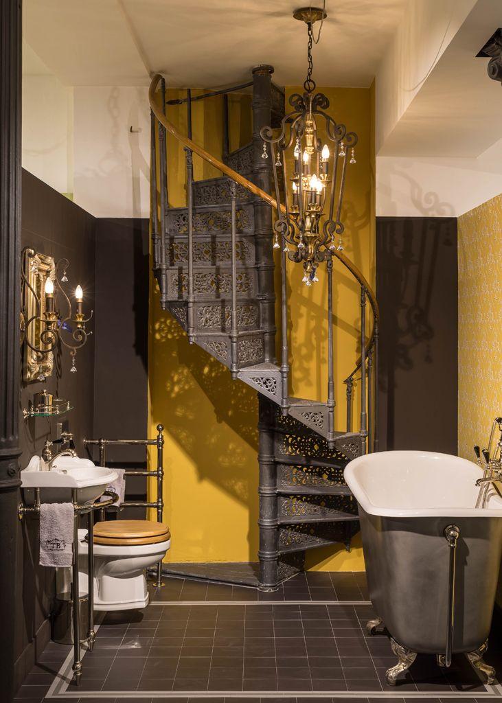 Vintage Badezimmer   Badezimmer zeitlos, Badezimmer ...