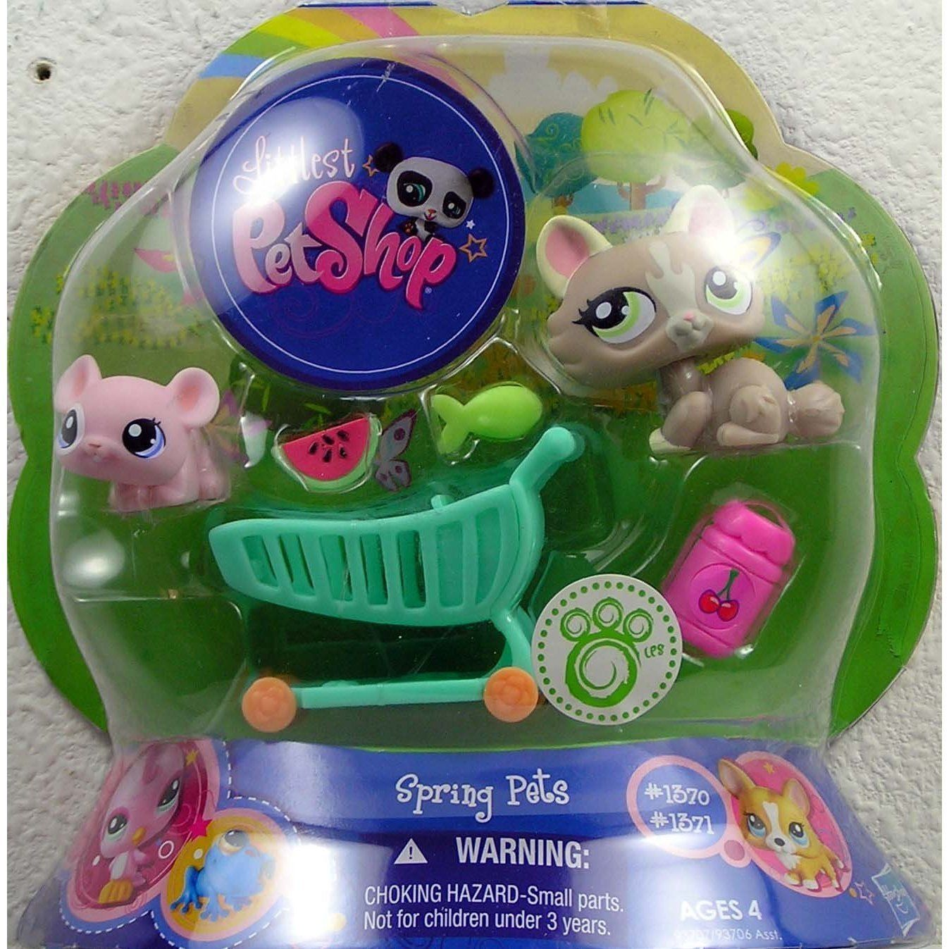 Littlest Pet Shop Spring Pets 2 Pack 1370 1371 Amazon Co Uk Toys Games Lps Pets Lps Toys Lps Littlest Pet Shop
