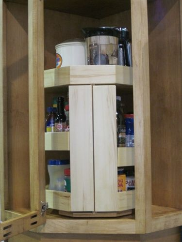 Upper Corner Cabinet Rotating Pullout Corner Kitchen Cabinet Corner Cabinet Corner Storage Cabinet