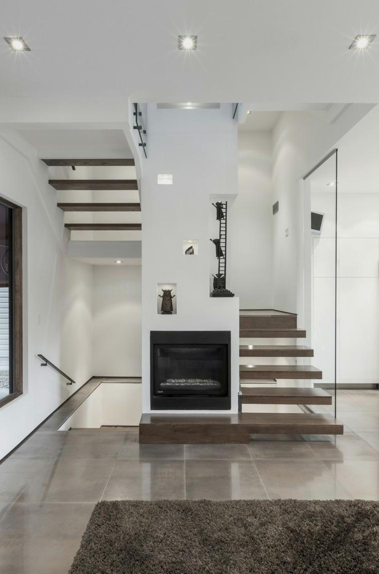 Moderne und inspirierende minimalistische Innenräume   Haus