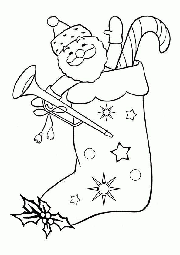 Stocking Stuffers Christmas Stocking Coloring Page In 2020 Printable Christmas Coloring Pages Coloring Pages Christmas Coloring Pages