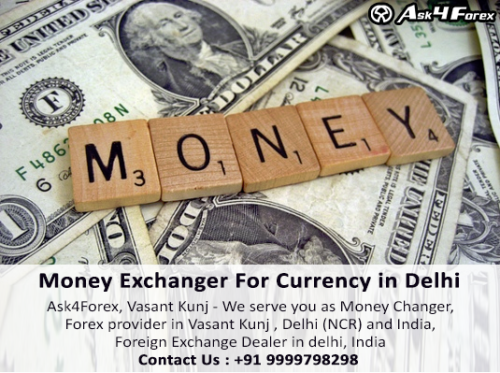 Foreign exchange services to meet customer requirements