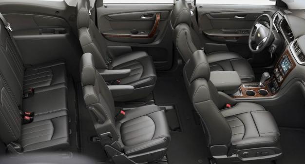 2018 Chevrolet Traverse Interior Chevrolet Traverse Chevrolet Chevrolet Traverse Interior