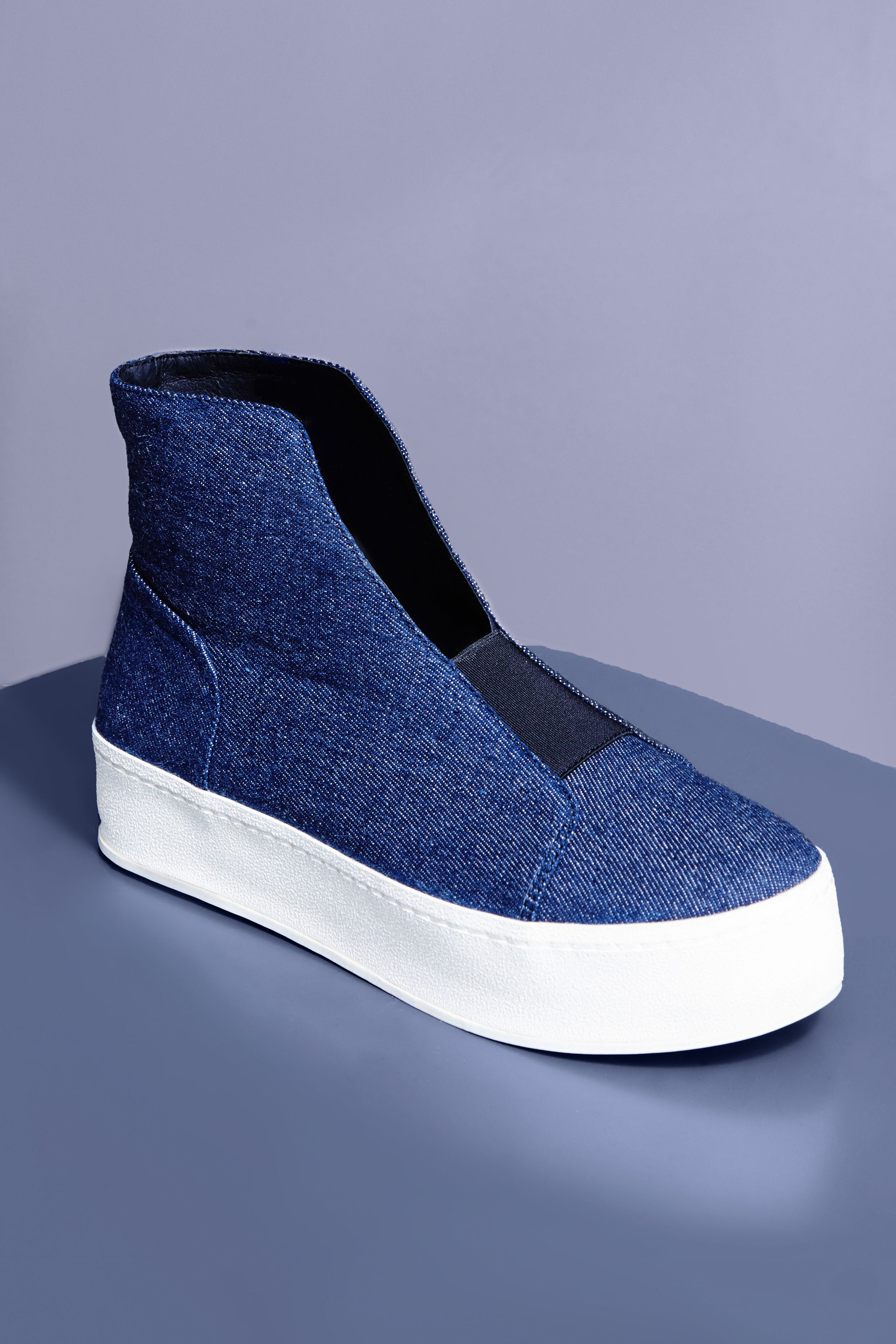 2a0720f2649 OPENING CEREMONY OPEN HIGH-TOP PLATFORM SNEAKERS   245