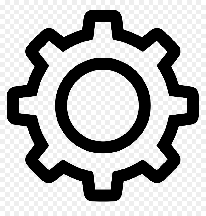 Settings Gear Settings Gear Icon Free Hd Png Download Is Pure And Creative Png Image Uploaded By Designer To Search More Free Png Illustration Poster Meme