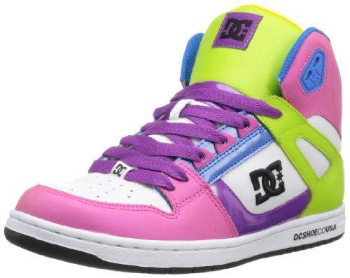 DC Shoes Women's Rebound High Sneaker