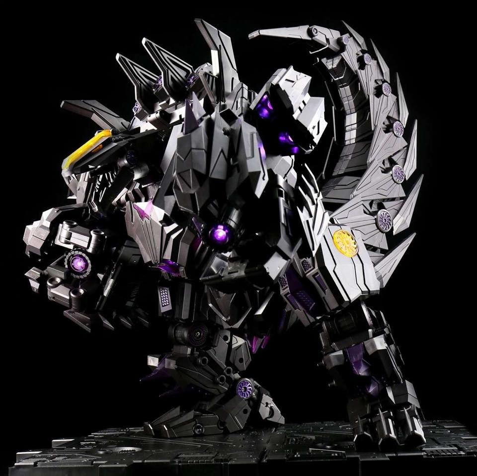 Planet X - Apocalypse (Fall of Cybertron Trypticon) | Third Party
