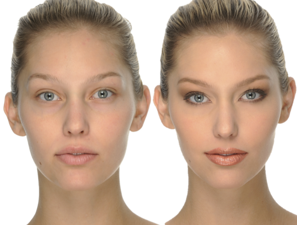 how to make foundation stay on nose