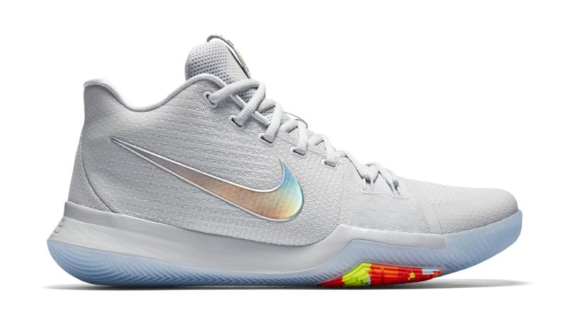 Nike Kyrie Irving 3 Best Selling Basketball Sneaker | Sole Collector