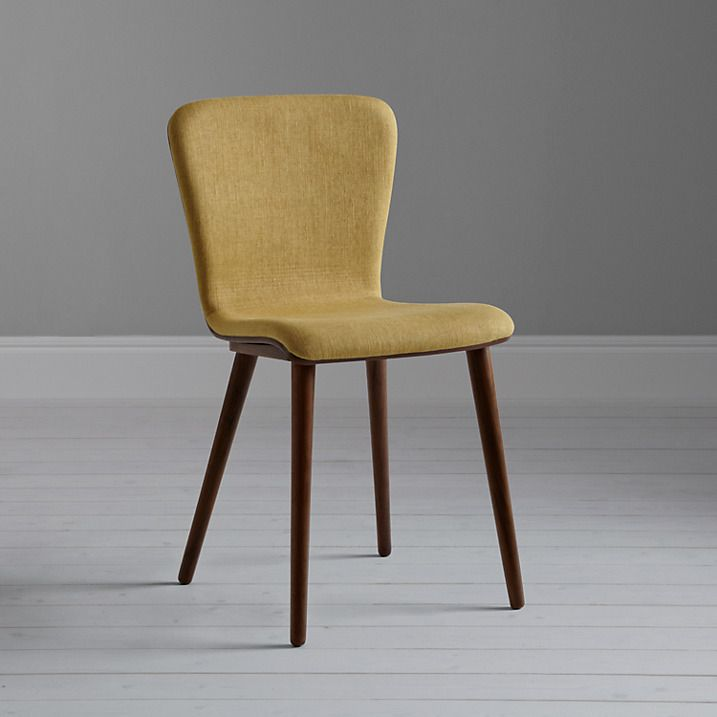 Buy John Lewis Maya Upholstered Dining Chair Citrus