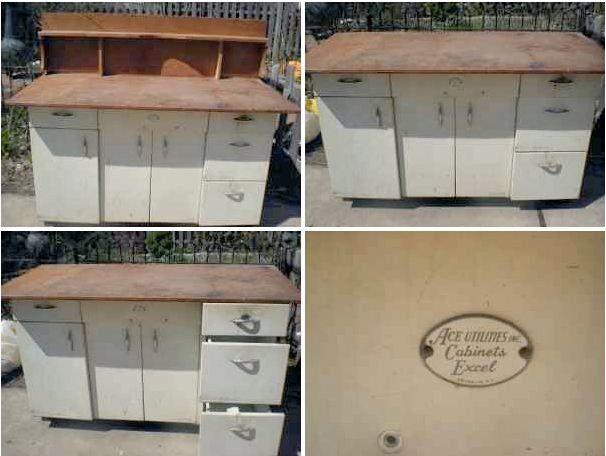 Best Vintage Metal Kitchen Cabinets For Sale Craigslist 400 x 300