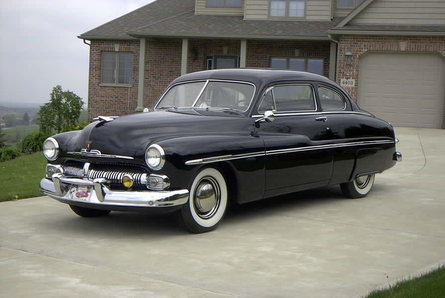 50 Mercury Coupe owner: Buying car among best memories