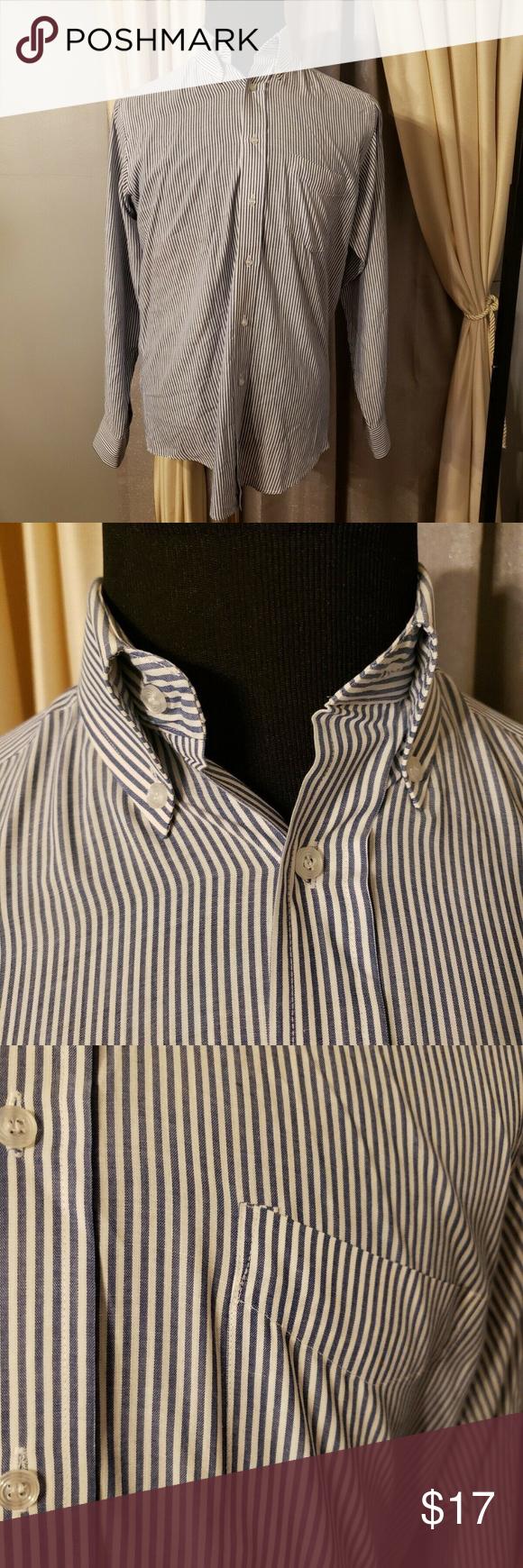 Givenchy Monsieur Dress Shirt Blue White Striped Dress Shirt Dress White Striped Dress [ 1740 x 580 Pixel ]
