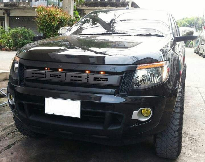 Nice Grill Ford Ranger Ford Ranger Wildtrak Ford Trucks