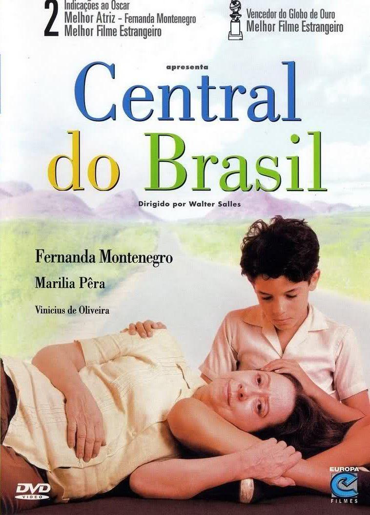Central Station Com Imagens Filmes Cinema Brasileiro Filmes