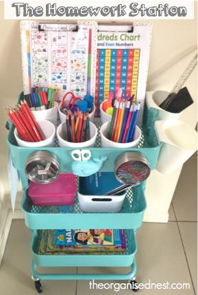 Home school cart
