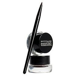 Maybelline Gel Eyeliner. Tried this the other day at my sister's and loved it. Thanks Teresa!