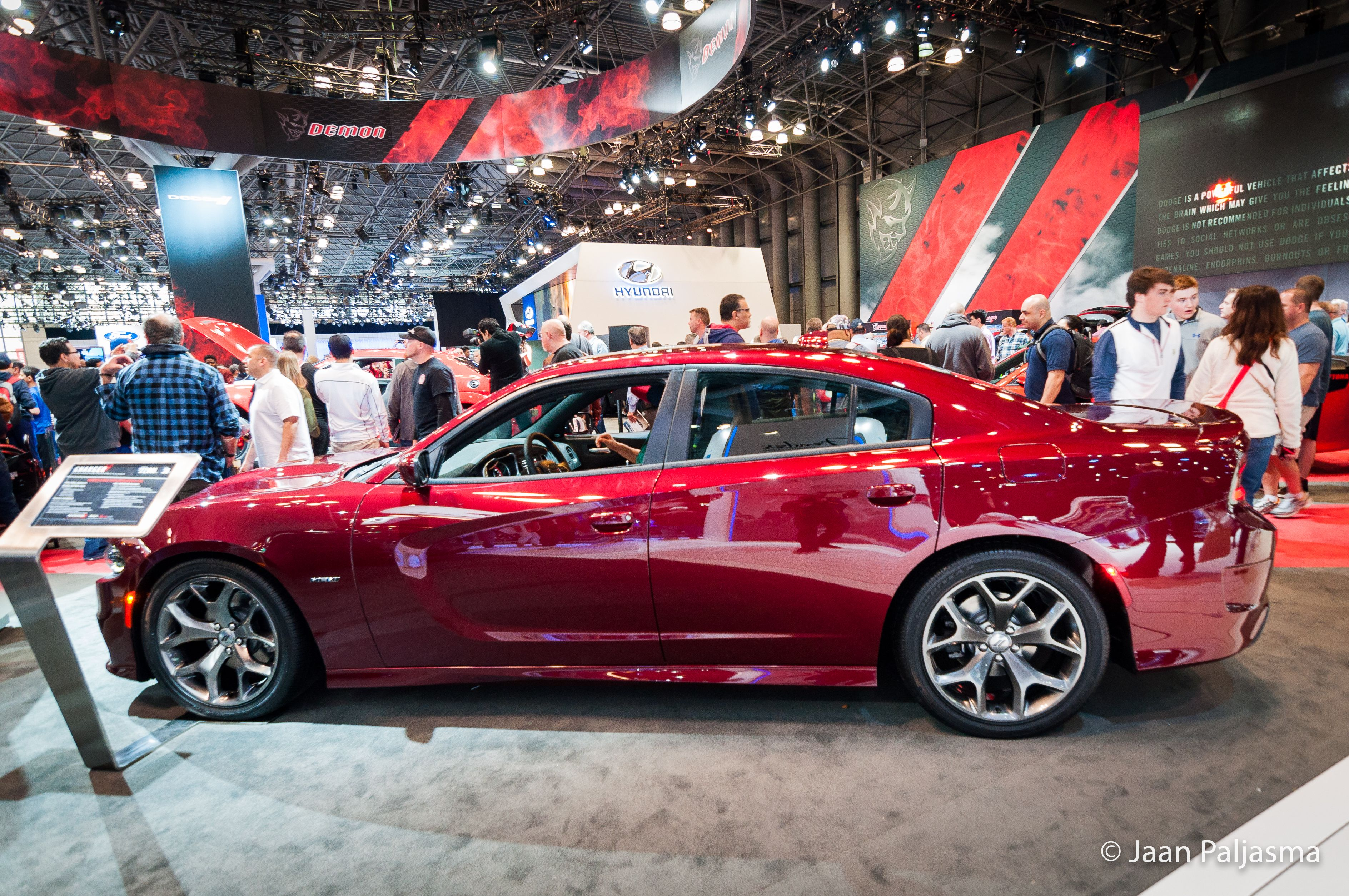 dodge charger octane red