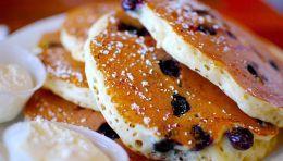 How to Make Vegan Cannabis Blueberry Pancakes