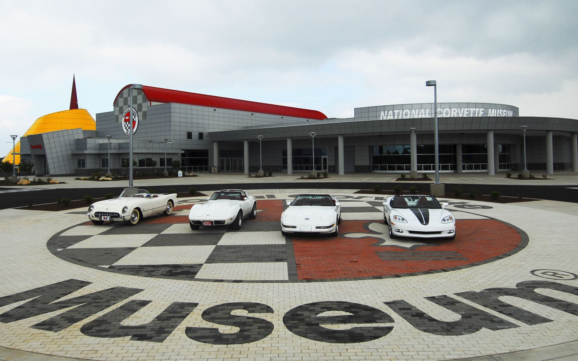 National Corvette Museum >> National Corvette Museum And Ncm Motorsports Park Attain