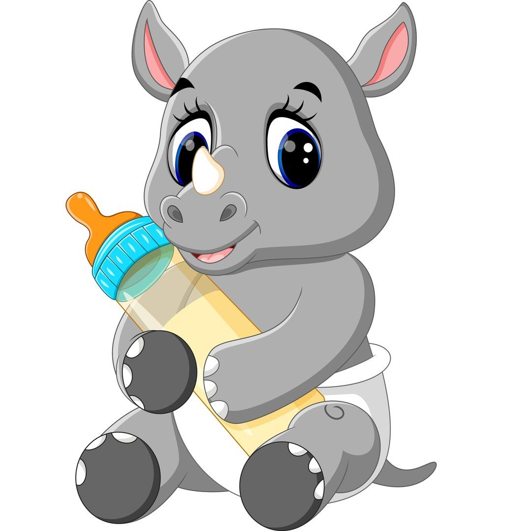 Skrapbuking Rukodelie Vk Baby Animals Cartoon Animals Baby Cartoon