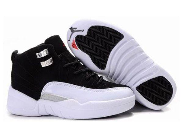 4ade2d418f8 Air Jordan 12 Retro Chaussure 8 Enfant