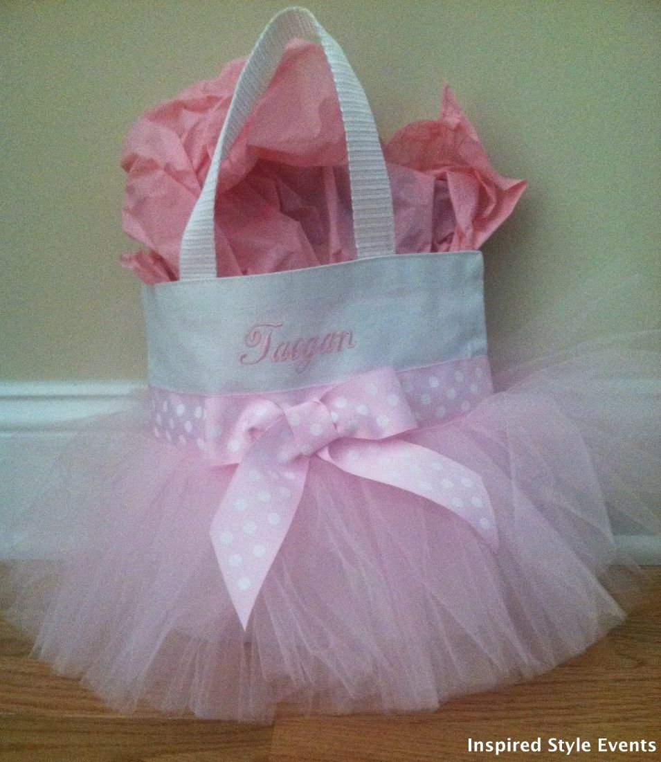 1st Birthday Gift Ideas: Personalized Bag With Children's