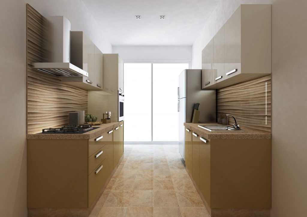 parallel kitchen designs for the efficient kitchen traffic parallel kitchen design kitchen on kitchen interior parallel id=98108