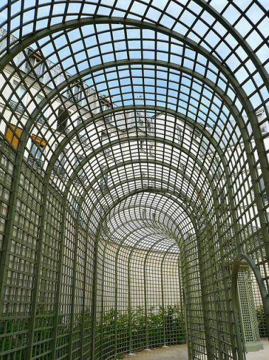 Jardin Anne Frank Paris 3eme Jardins De Paris Paris France