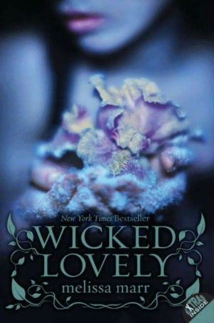 Faery teeny-bopper paranormal romance. apparently this is what I'm into lately. good series