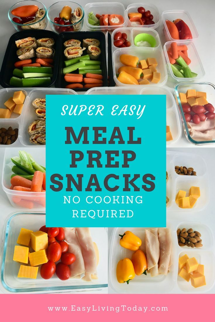 Fitness & meal prep doesn't have to be hard! These super easy &