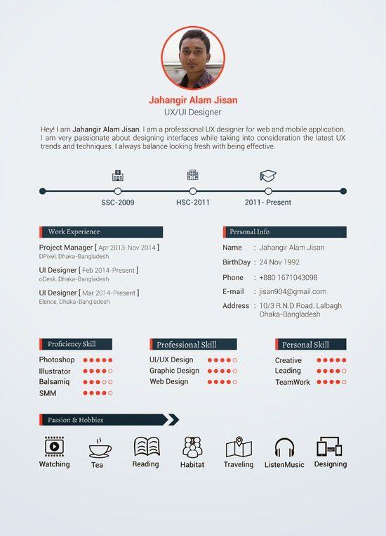 platilla currículum vitae gratis 03 free resume template 03
