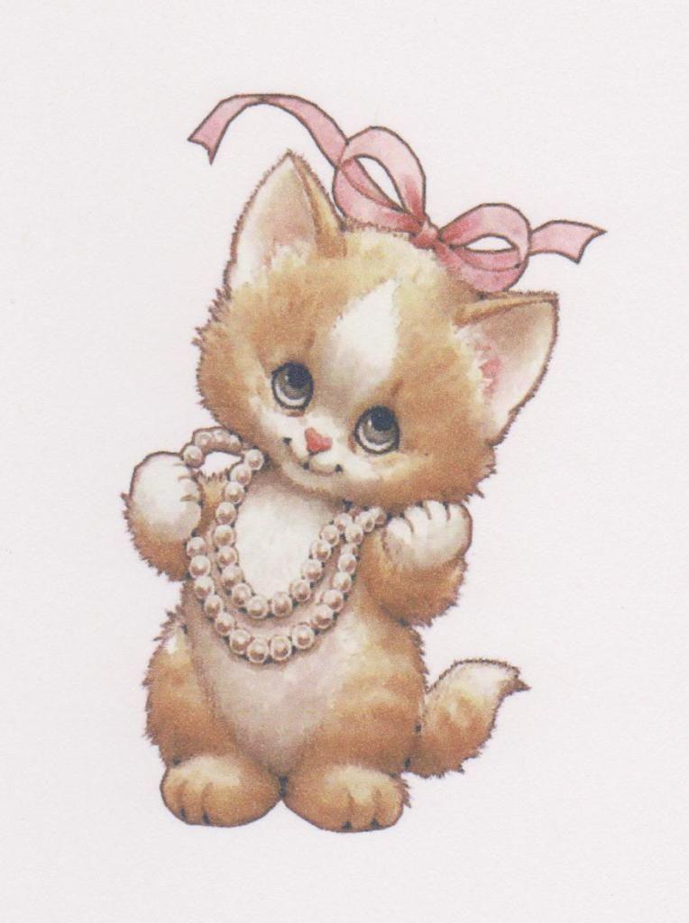 ~~ Ruth Morehead ~~   Kitten images, Cat art, Cat clipart
