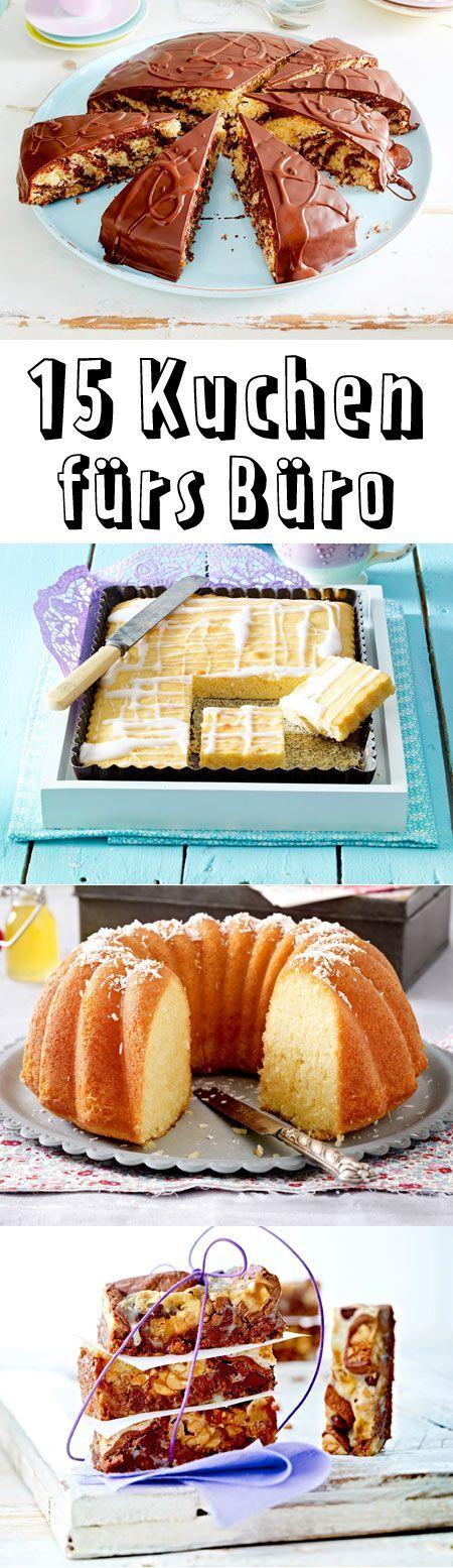 Kuchen zum mitnehmen