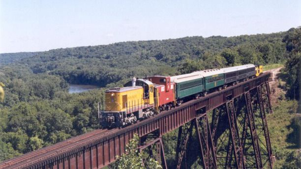 Boone, Iowa: A Railway Enthusiast's Paradise! | Historical
