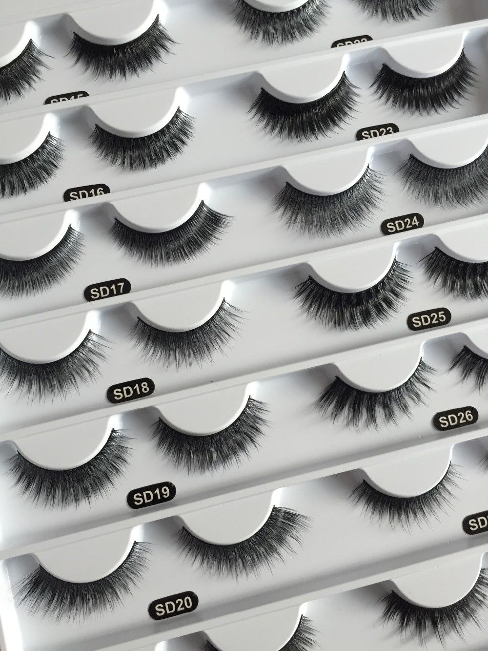 da8880d8f91 Wholesale premium 3D silk lashes faux mink lashes customized package OEM,  View wholesale price, 3D silk lashes Product Details from Jixi Golden Color  Beauty ...