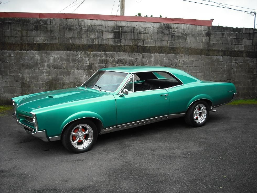 1967 Gto 1967 Pontiac Gto Quot The Great One Quot San Jose