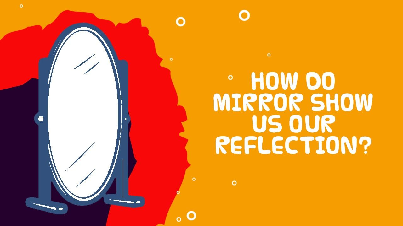 How Do Mirrors Show Us Our Reflection Mirror Magic Interesting Facts Of Science Fun Facts Facts For Kids Reflection