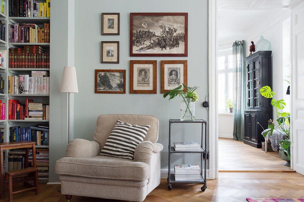 Sibyllegatan 46, 4 tr Per Jansson fastighetsförmedling Homes i - pflanzen für wohnzimmer