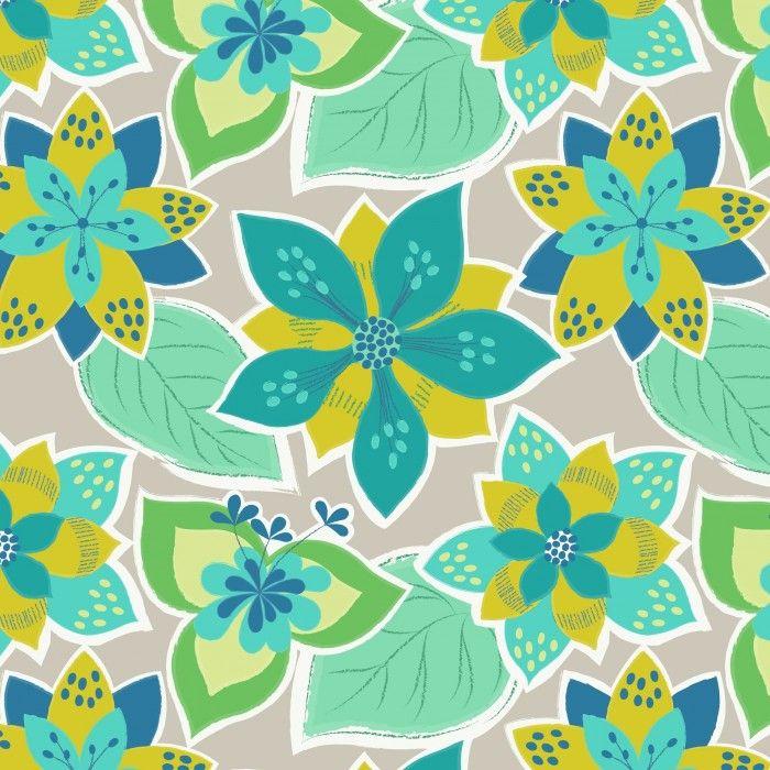 č.2934 Flowers Lambada