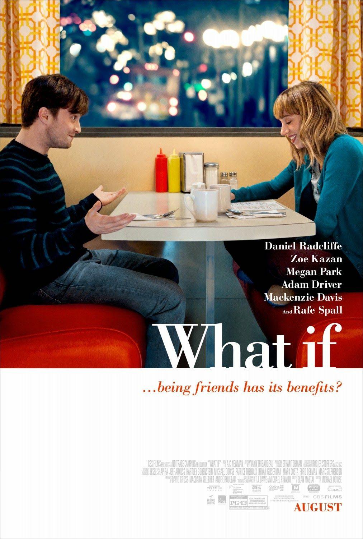 Cumbucão: What If | Comédia romântica com Daniel Radcliffe (...