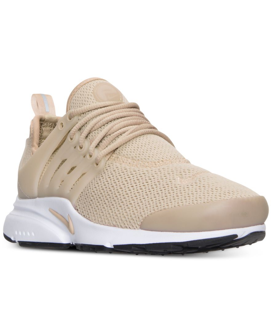 de46021f7ca1 Size 8 since they run in full sizes not half sizes Nike Women s Air Presto  Running Sneakers from Finish Line