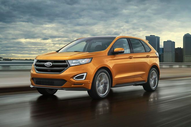 Ford Edge Towing Capacity >> 2016 Trucks Suvs And Vans The Ultimate Buyer S Guide