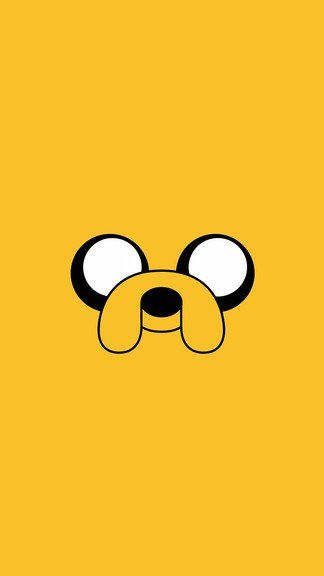 Adventure Time Jake iPhone 6 / 6 Plus wallpaper