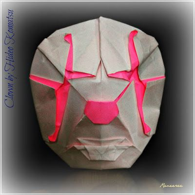 Lifes Simple Pleasure Origami Creations Where Are The Clowns